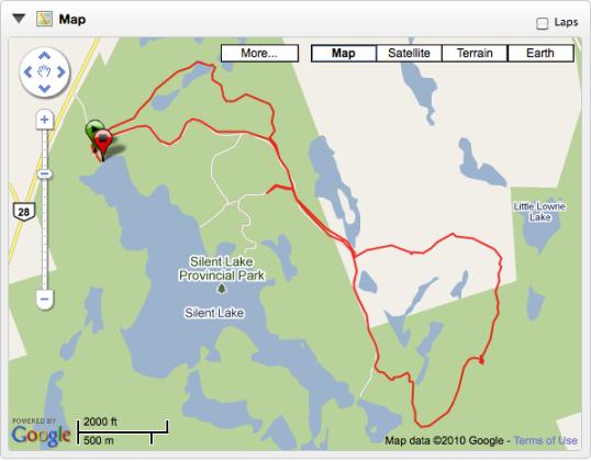 Silent Lake 10 km
